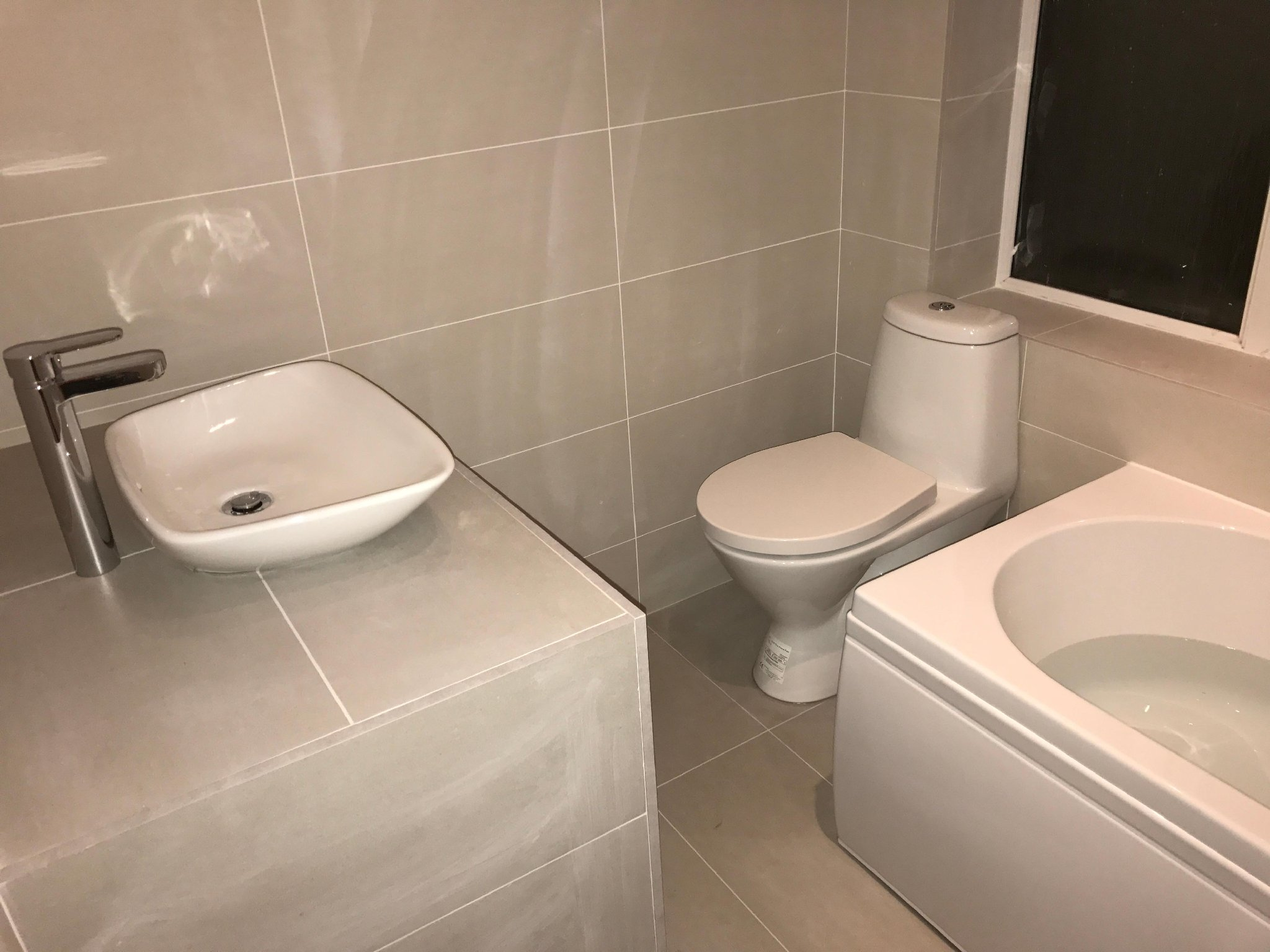 bathrooms supplied and fitted throughout Greater Manchester